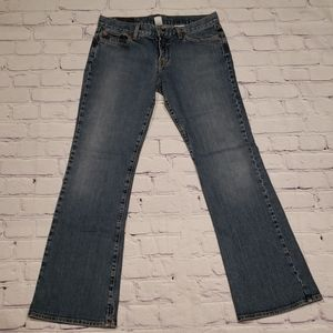 Lucky Brand Jeans by Gene Montesano Made USA 8